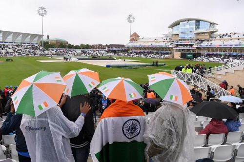 India vs New Zealand was the 4th washout of the ICC Cricket World Cup 2019