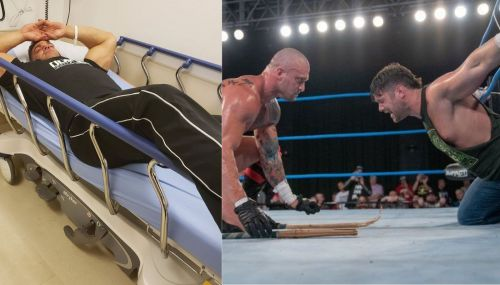 There was a lot of action on Impact Wrestling