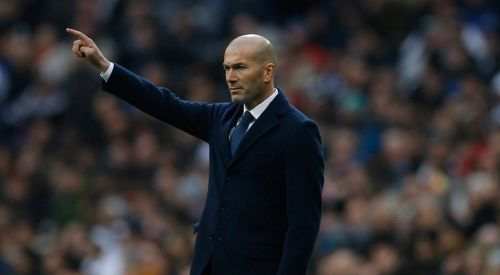 Zidane has been very busy this transfer window