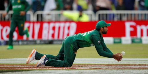 Pakistan missed a few crucial runouts