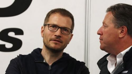 Brown has been impressed with Andreas Seidl's work as Team Principal