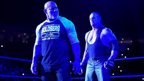 The Undertaker seems to be much better than many new superstars