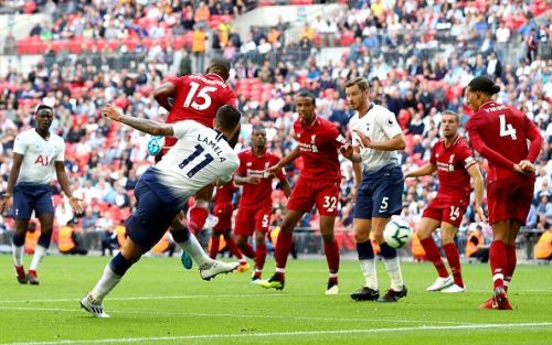 Tottenham face Liverpool in an all English showdown in Madrid