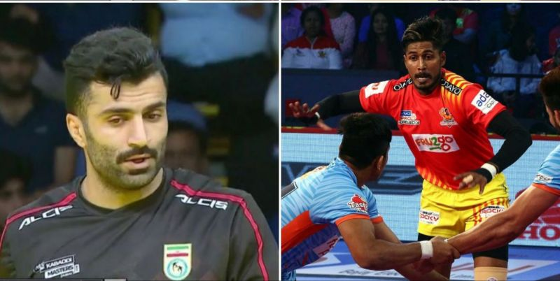 Both Mohammad Nabibakhsh and K. Prapanjan will look to ease the pressure off Maninder Singh.