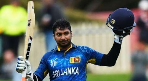 Former srilanka captain - Kumar Sangakkara