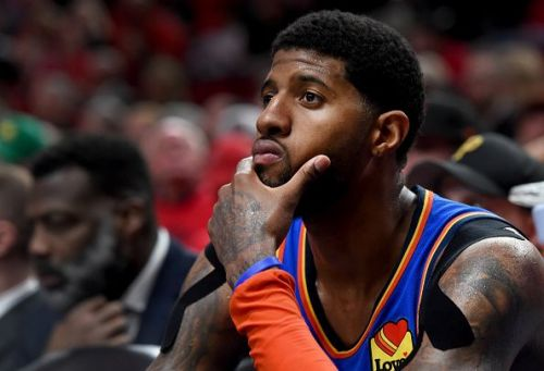 Paul George is one of the most sought-after players in the league and has just finished his second season with the Oklahoma City Thunder
