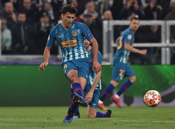 Atletico Madrid midfielder Rodri could be on his way to Manchester City