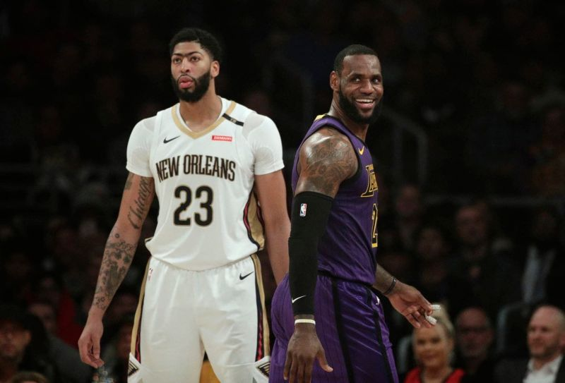 The Brow to Lakers is a done deal