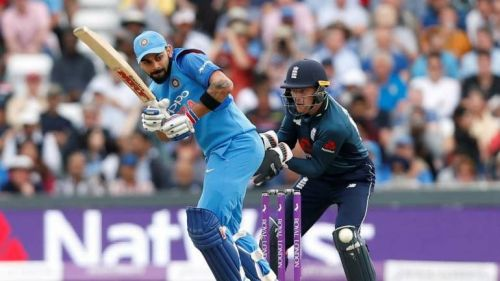 Kohli will look to hit his first ton of World Cup 2019