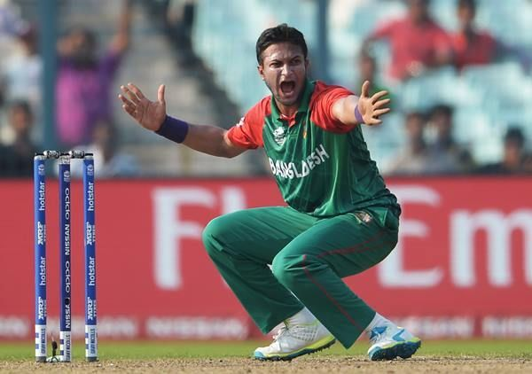 Having scores of 75, 64, 121, 124* and 41 in the tournament, the wily all-rounder is the man to watch out for.