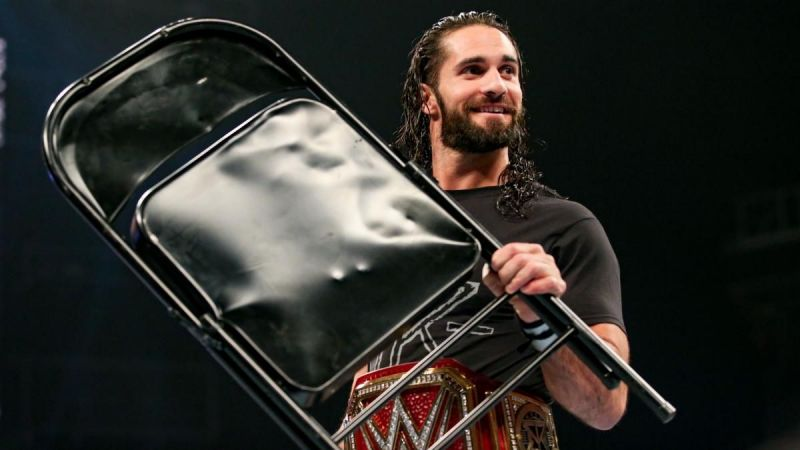 Seth Rollins may have a huge challenge ahead of him