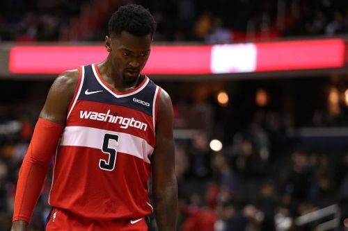Bobby Portis quickly established himself as a key player with the Washington Wizards