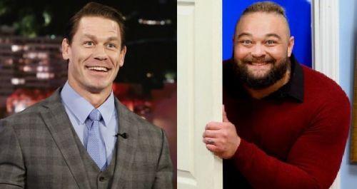 Cena and Wyatt