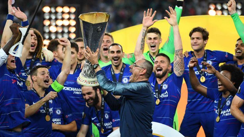 BREAKING NEWS: Sarri leaves Chelsea and takes over at Juventus - Sportskeeda