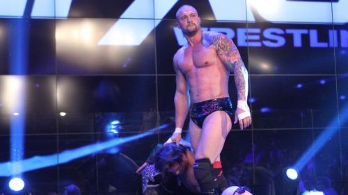 Killer Kross has terrorized Impact Wrestling since debuting over a year ago.
