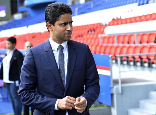 PSG owner and Qatar Sports Investments chairman Nasser Al-Khelaifi are reported to be in advanced talks with Andrea Radrizzini regarding the sale of Leeds United.