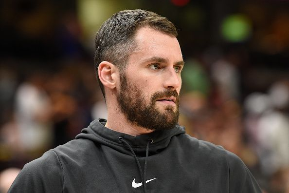 Will Kevin Love remain with the Cavs this summer?