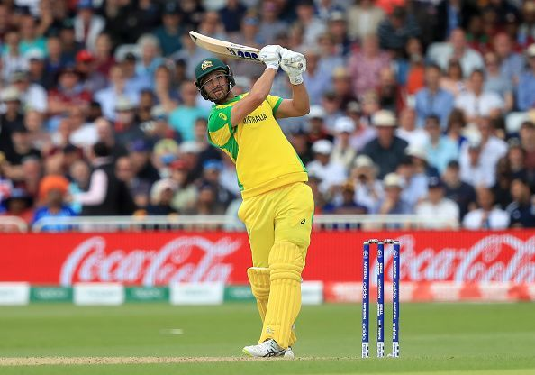 Nathan Coulter-Nile was in fine form with the bat