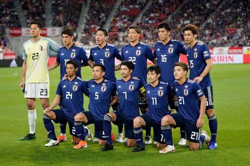 Japan v Trinidad and Tobago - International Friendly