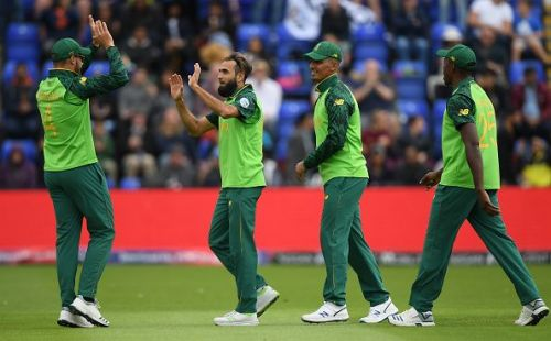 South Africa has only defeated Afghanistan in ICC Cricket World Cup 2019
