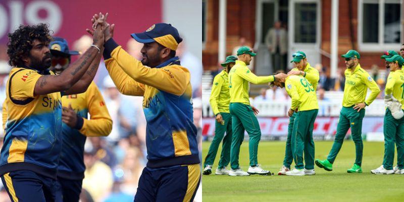 श्रीलंका vs दक्षिण अफ्रीका