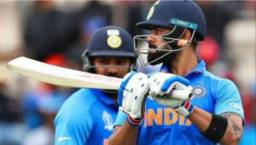 ICC Cricket World Cup 2019 - India Cricket Team Captain Virat Kohli and Rohit Sharma are the best batsman in this tournament