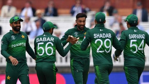 Pakistan's hopes have risen after a thumping win over the Proteas.