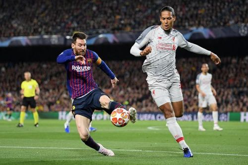 Lionel Messi and Virgil van Dijk are the prime candidates to capture this year's Golden Ball.