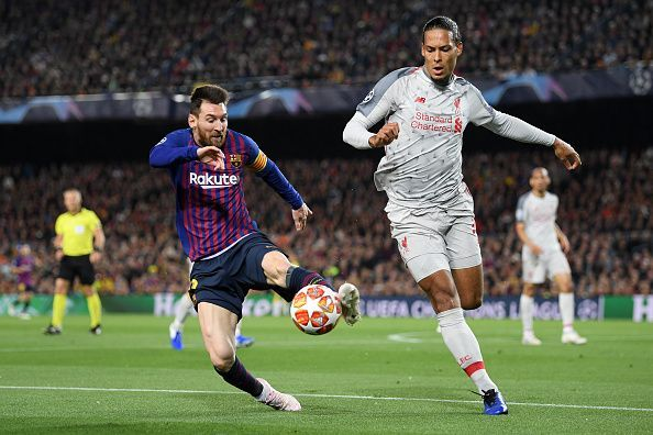 Lionel Messi and Virgil van Dijk are the prime candidates to capture this year
