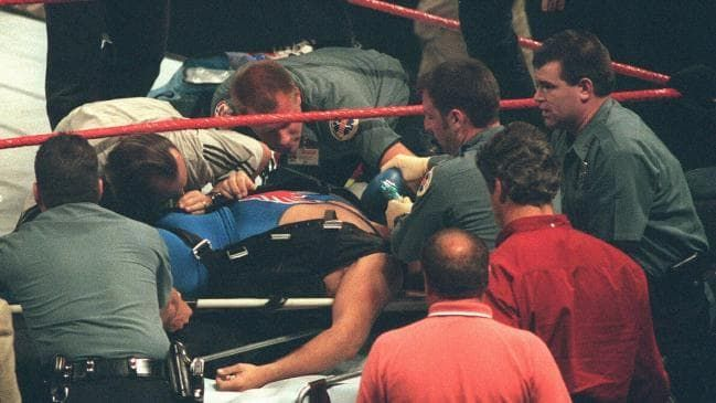 owen hart death