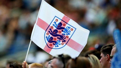 England flag - cropped.