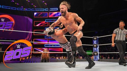 Mike Kanellis called out WWE over not paying attention to 205 Live