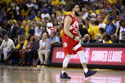 Fred VanVleet had a performance that he will never forget