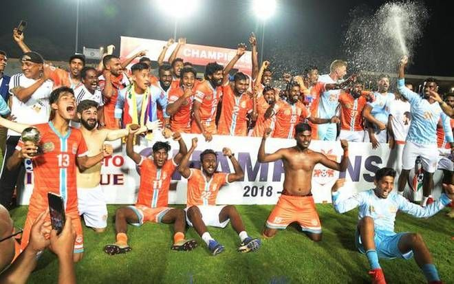 Chennai City FC is yet to receive its I-League winning prize money