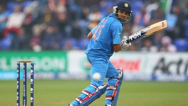 Rohit Sharma led India to victory
