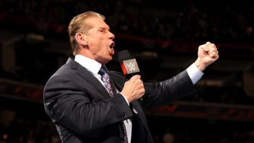 What is Vince McMahon thinking?