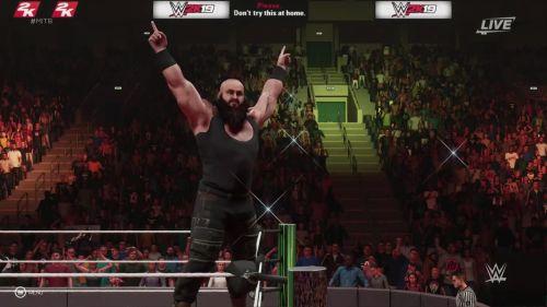 Braun Strowman in WWE 2K19