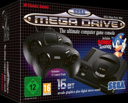 Genesis/Mega Drive Mini