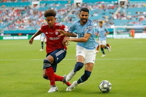 FC Bayern Munich v Manchester City - International Champions Cup 2018