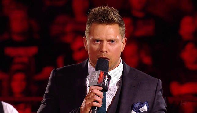 The Miz has been in a feud with Shane McMahon for quite sometime now