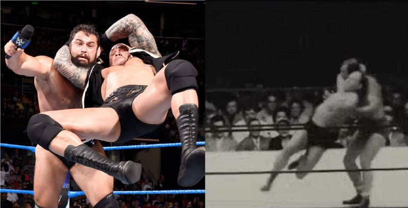 The RKO: Then and Now