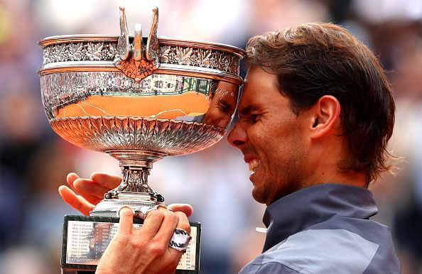 Rafael Nadal continued his record extending streak in Roland Garros 2019