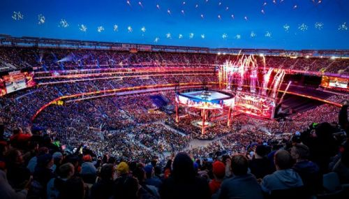WrestleMania is the epitome of Sports Entertainment!