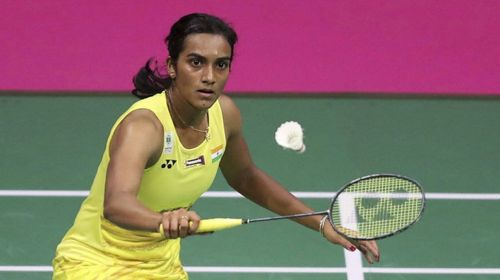 PV Sindhu cruised into the 2nd round of Australian Open 2019