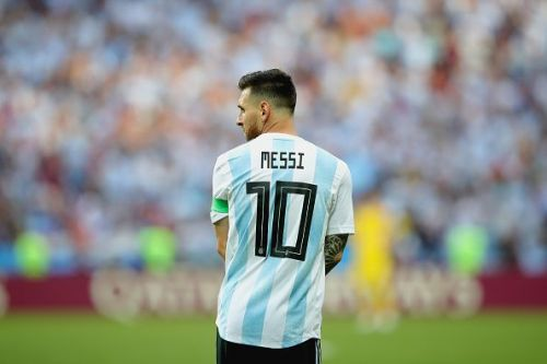 Lionel Messi will represent Argentina in the Copa America this year