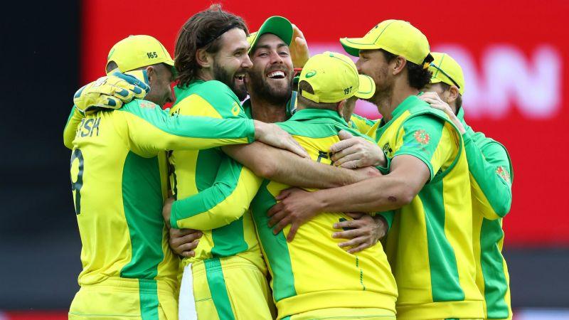 Australia celebrate - cropped