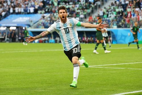 Barcelona talisman Lionel Messi