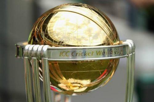 वर्ल्ड कप 2019 ट्रॉफी