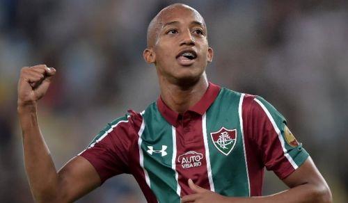 João Pedro at Fluminense