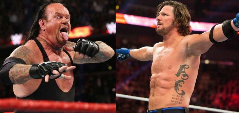 Taker vs AJ?